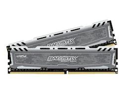 Ballistix DDR4 32GB kit 3000MHz CL17 Ikke-ECC