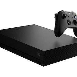 Microsoft XBox One X 1 TB + Forza Horizon 4 + Forza 7 + LEGO (USK 12)