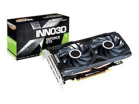 Inno3D GeForce GTX 1660 SUPER Twin X2 OC RGB 6GB GDDR6