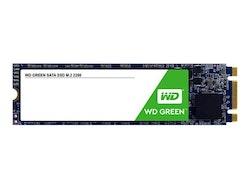 WD Green SSD SSD WDS480G2G0B 480GB M.2 SATA-600