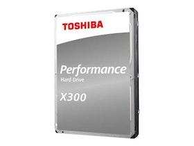 "Toshiba X300 Performance Harddisk 10TB 3.5"" SATA-600 7200rpm"