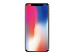 "Apple iPhone X 5.8"" 64GB 4G silver"