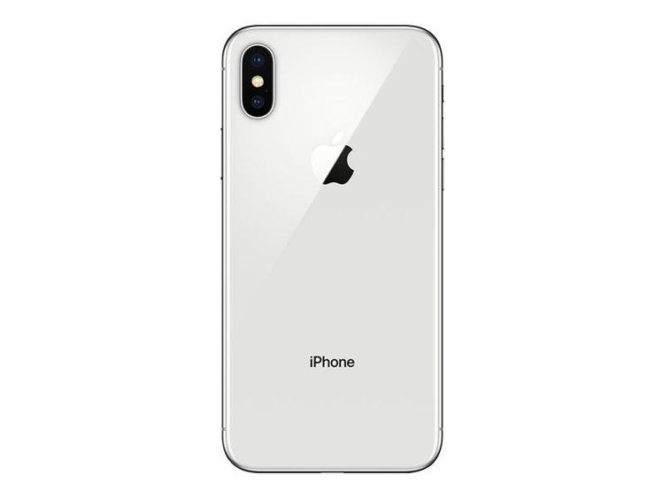 "Apple iPhone X 5.8"" 64GB 4G silver"