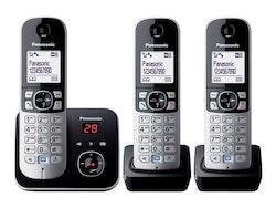 Panasonic KX-TG6823 Svart