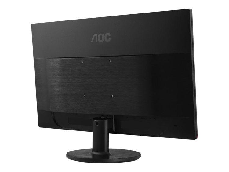 "AOC Gaming G2460VQ6 24"" 1920 x 1080 VGA (HD-15) HDMI DisplayPort 75Hz"