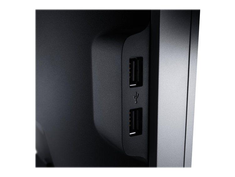 """Dell UltraSharp U2412M 24"""" 1920 x 1200 DVI VGA (HD-15) DisplayPort 60Hz Pivot skärm"""
