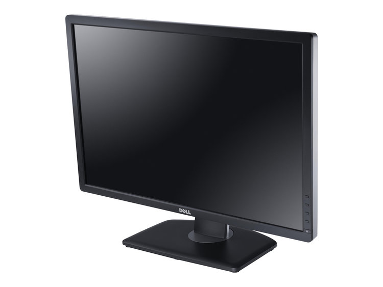 "Dell UltraSharp U2412M 24"" 1920 x 1200 DVI VGA (HD-15) DisplayPort 60Hz Pivot skärm"