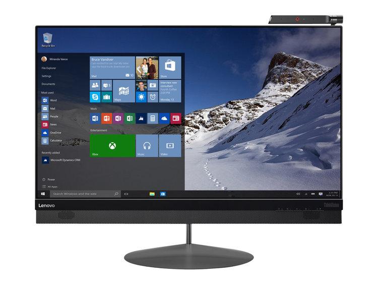 "Lenovo ThinkVision X1 27"" 3840 x 2160 HDMI DisplayPort USB 60Hz"