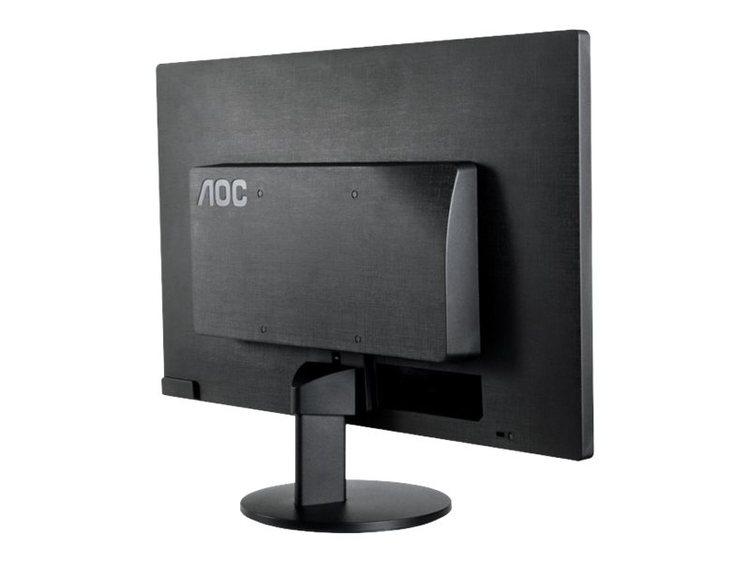 """AOC E2470SWHE 23.6"""" 1920 x 1080 VGA (HD-15) HDMI 60Hz"""
