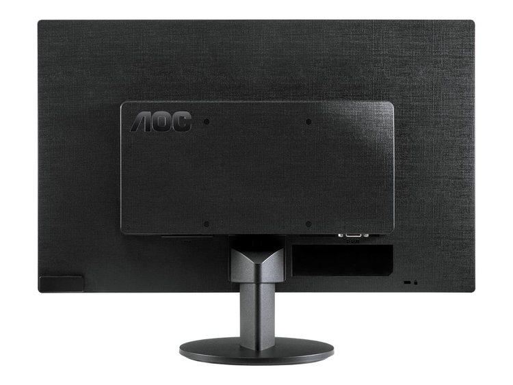 "AOC E2470SWH 23.6"" 1920 x 1080 DVI HDMI VGA (DB-15) 60Hz"