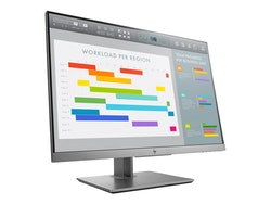 "HP EliteDisplay E243i 24"" 1920 x 1200 VGA (HD-15) HDMI DisplayPort 60Hz Pivot skärm"