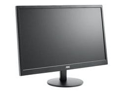 "AOC Value M2470SWH 23.6"" 1920 x 1080 VGA (HD-15) HDMI 60Hz"