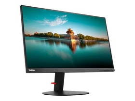 "Lenovo ThinkVision P24h-10 23.8"" 2560 x 1440 HDMI DisplayPort USB-C 60Hz Pivot skärm"