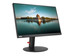 "Lenovo ThinkVision T23i-10 23"" 1920 x 1080 VGA (HD-15) HDMI DisplayPort Pivot skärm"