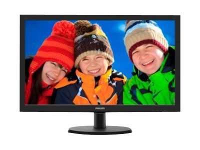 "Philips V-line 223V5LSB2 21.5"" 1920 x 1080 VGA (HD-15) 60Hz"