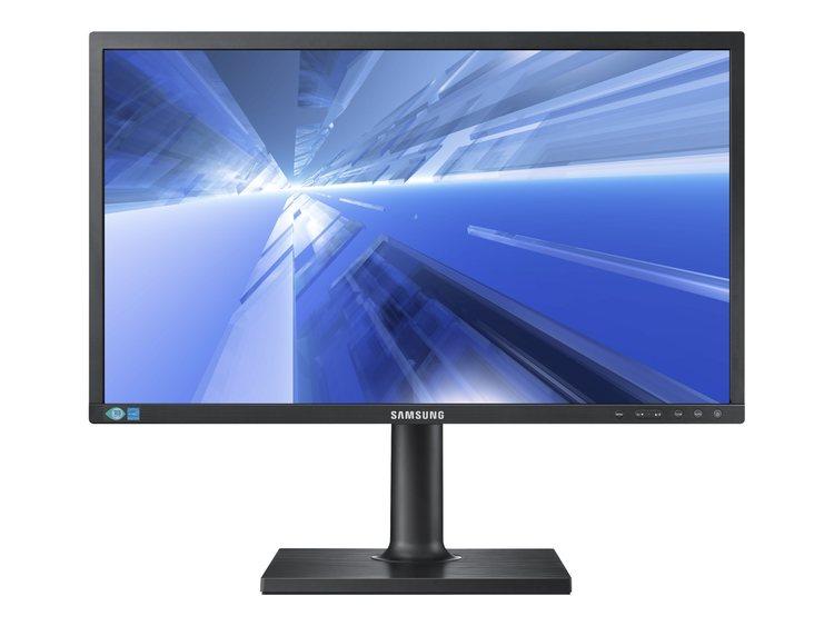 """Samsung SE450 Series S27E450B 27"""" 1920 x 1080 DVI VGA (HD-15) 60Hz Pivot skärm"""
