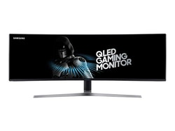 "Samsung CHG9 Series C49HG90DMU 49"" 3840 x 1080 HDMI DisplayPort Mini DisplayPort 144Hz"