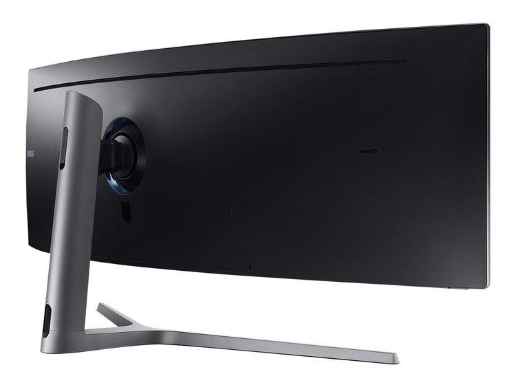 """Samsung CHG9 Series C49HG90DMU 49"""" 3840 x 1080 HDMI DisplayPort Mini DisplayPort 144Hz"""