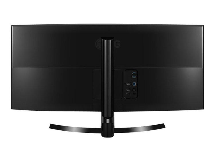 """LG 34UC88-B 34"""" 3440 x 1440 HDMI DisplayPort 60Hz"""