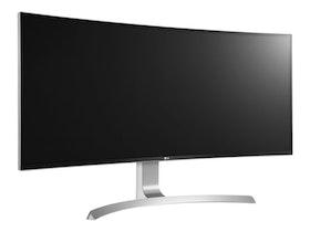 """LG 34UC99-W 34"""" 3440 x 1440 HDMI DisplayPort 60Hz"""