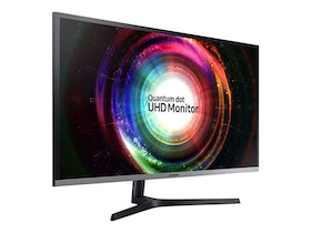 "Samsung UH85 Series U32H850UMU 32"" 3840 x 2160 HDMI DisplayPort Mini DisplayPort 60Hz Pivot skärm"