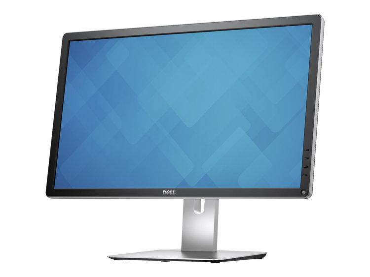 """Dell P2415Q 23.8"""" 3840 x 2160 HDMI DisplayPort Mini DisplayPort MHL 60Hz Pivot skärm"""