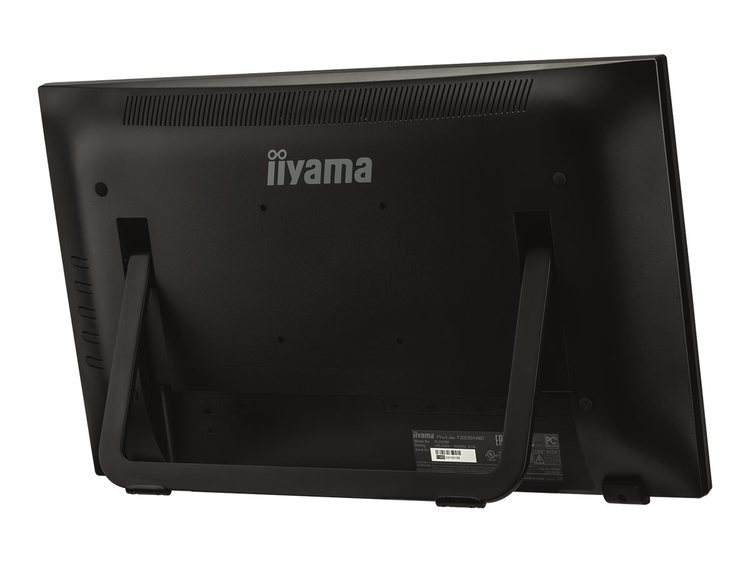 "Iiyama ProLite T2235MSC-B1 22"" 1920 x 1080 DVI VGA (HD-15) DisplayPort"