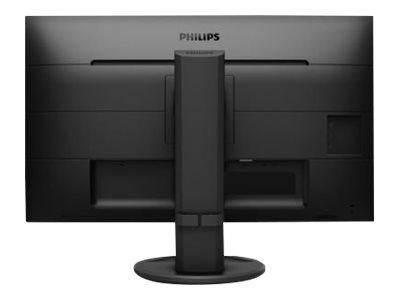 """Philips B Line 272B8QJEB 27"""" 2560 x 1440 DVI VGA (HD-15) HDMI DisplayPort 60Hz Pivot skärm"""