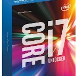 Intel Core i7 7700K 4,2GHz Socket 1151 Box without Cooler