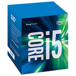 Intel CPU Core I5-7500 3.4GHz Quad-Core LGA1151