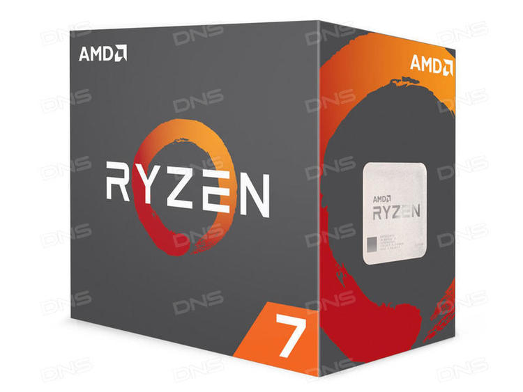 AMD CPU Ryzen 7 2700 4.1GHz 8 kerner AM4