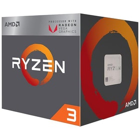 AMD CPU Ryzen 3 2200G 3.5GHz Quad-Core AM4