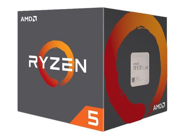 AMD CPU Ryzen 5 1400 3.2GHz Quad-Core AM4