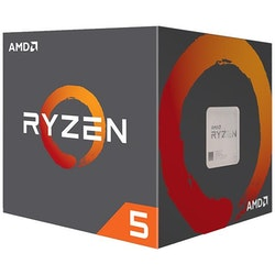 AMD CPU Ryzen 5 2600 3.9GHz 6 kerner AM4