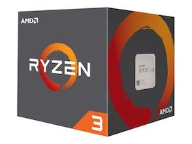 AMD CPU Ryzen 3 1300X 3.5GHz Quad-Core AM4