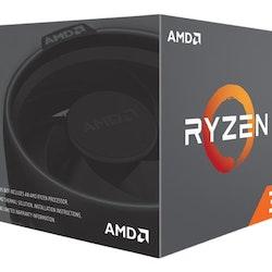 AMD CPU Ryzen 3 1200 3.1GHz Quad-Core AM4
