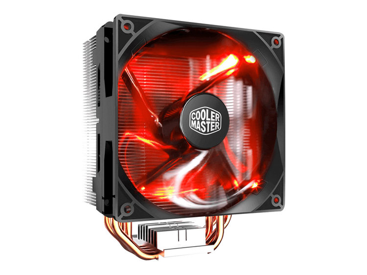 Cooler Master Hyper 212 LED Processor-kylare