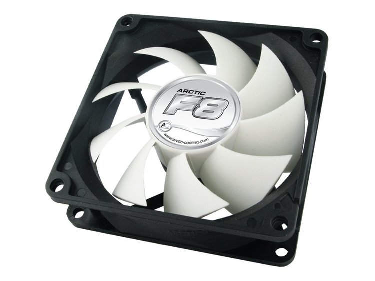 Arctic Cooling F8 PWM 80mm Fan Low Noise