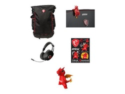MSI GT Back to school pack - laptop tillbehörssats