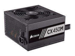 CORSAIR CX-M Series CX450M 450Watt