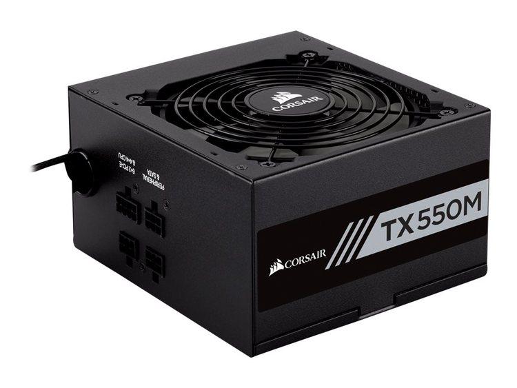 CORSAIR TX-M Series TX550M 550Watt