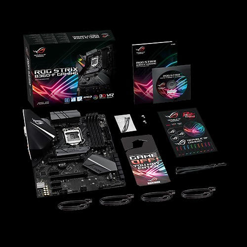 ASUS ROG STRIX B360-F GAMING ATX LGA1151 Intel B360 Express