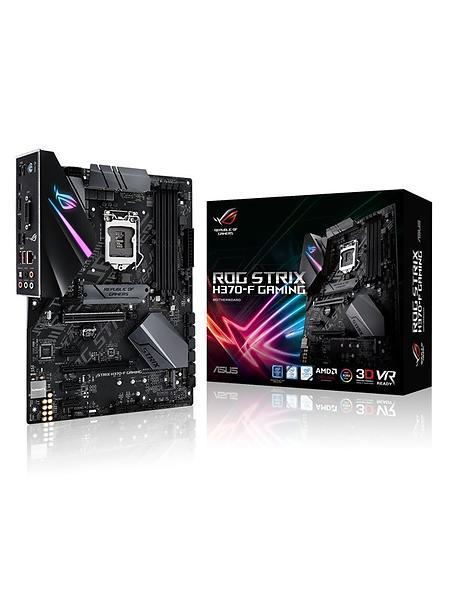 ASUS ROG STRIX H370-F GAMING ATX LGA1151 Intel H370