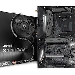 ASRock X470 Taichi ATX AM4 AMD X470