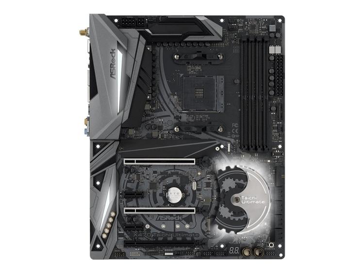 ASRock X470 Taichi Ultimate ATX AM4 AMD X470