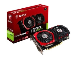 MSI GTX 1050 TI GAMING X 4G 4GB GDDR5