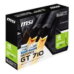 MSI GT 710 2GD3H LP 2GB DDR3