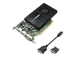 PNY NVIDIA Quadro K2200 4GB GDDR5