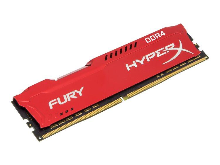 KINGSTON HyperX FURY DDR4 8GB 2666MHz CL16