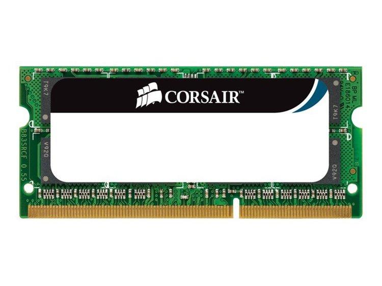 CORSAIR Mac Memory DDR3 4GB 1066MHz CL7 SO-DIMM 204-PIN